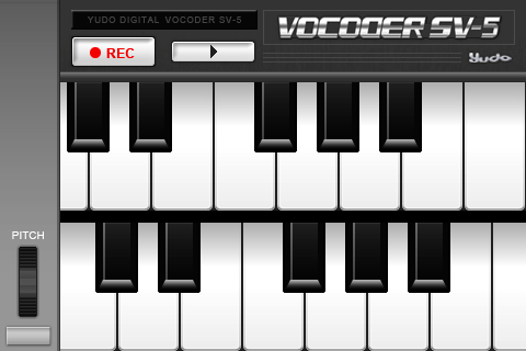 iPhone Vocoder SV-5