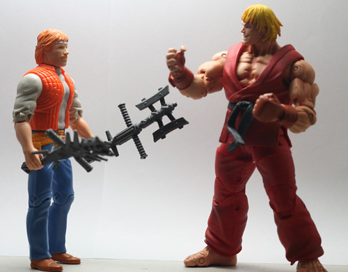 Vintage Toy Of The Week:  Chuck Norris Undercover Agent