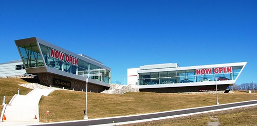 Flickriver Photoset Modern Buildings Toronto ON By Snuffy - Lexus dealership toronto