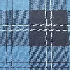 ramsay blue tartan by you.