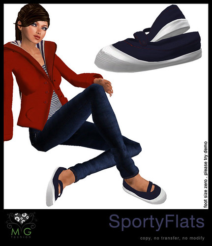 [MG fashion] SportyFlats