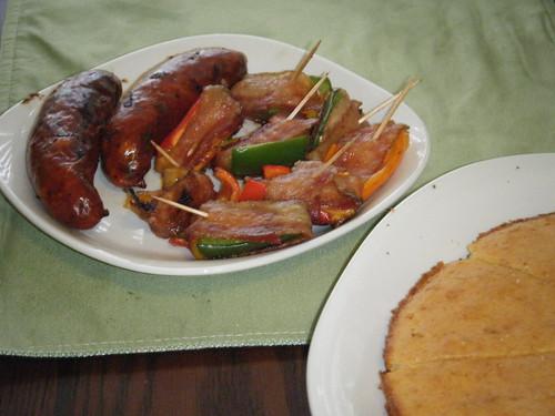 Opa Sausage Fredrickburg (pictures)