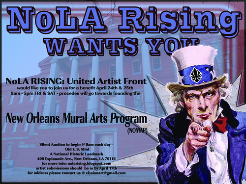 NoLA Rising Wants You!!!