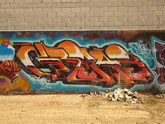 Greas by Revok MSK LosAngeles Graffiti Art (anarchosyn) Tags: art graffiti losangeles ska awr msk revok seventhletter aloy greas