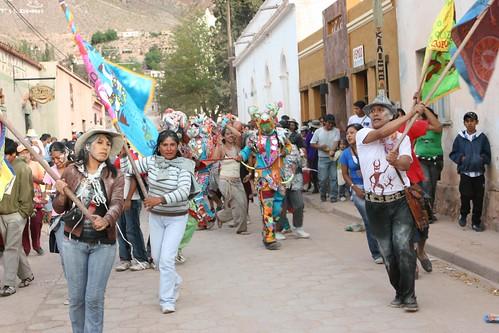 carnaval jujuy norteño 2009 por jaramillohectorsergio.