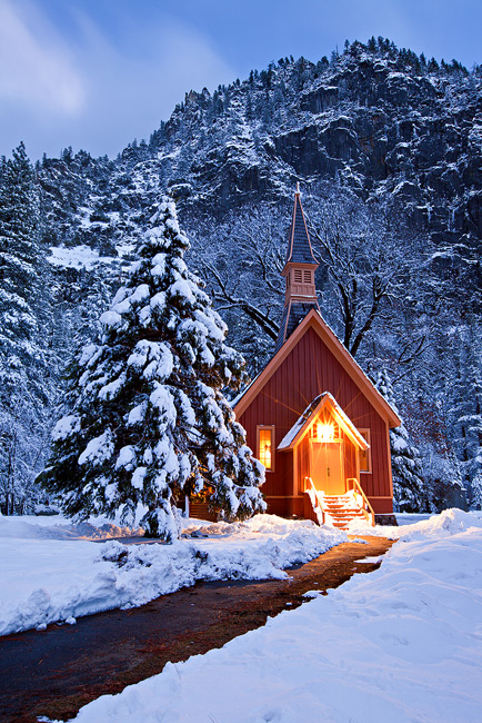 Photo of the Day: Yosemite Church by Kevin Pieper
