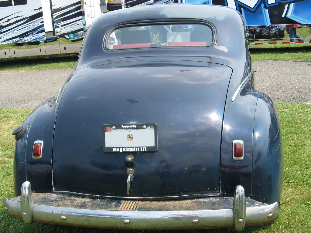 1940 Plymouth coupe 360 Magnum - www MSruns com read
