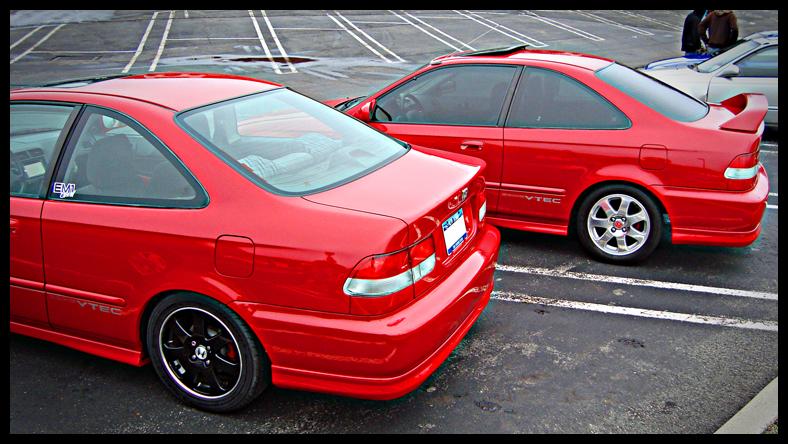 My Milano Red 99 Em1 Page 6 Clubciviccom Honda Civic Forum