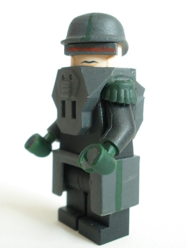 Meridian Officer custom minifig