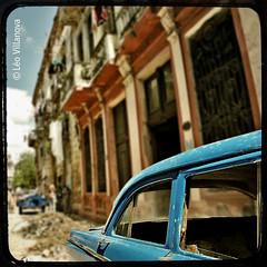 TTV - Decay (Leo.Villanova) Tags: vintage dof decay havana cuba coche carro habana antiguo antigo abandonado decadencia ttv frenteafrente ltytr2 ltytr1 ltytr3