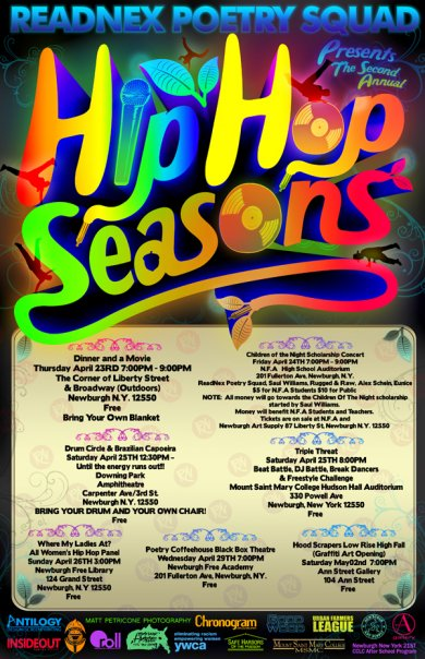 hiphop seasons
