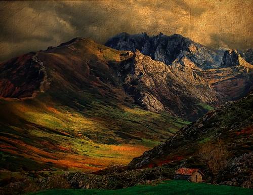フリー画像| 自然風景| 山の風景| スペイン風景|        フリー素材|