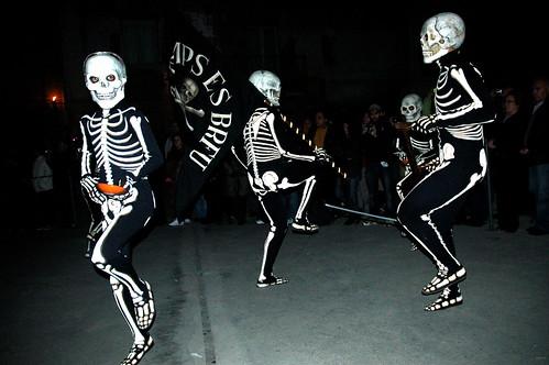 Verges: Dansa de la mort 2009 093 por dantzan.