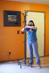 Stable Shooting Position #7: Vertical Pole