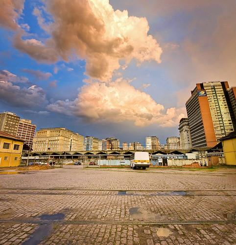 Visão Oposta - Cais do Porto | Vertorama