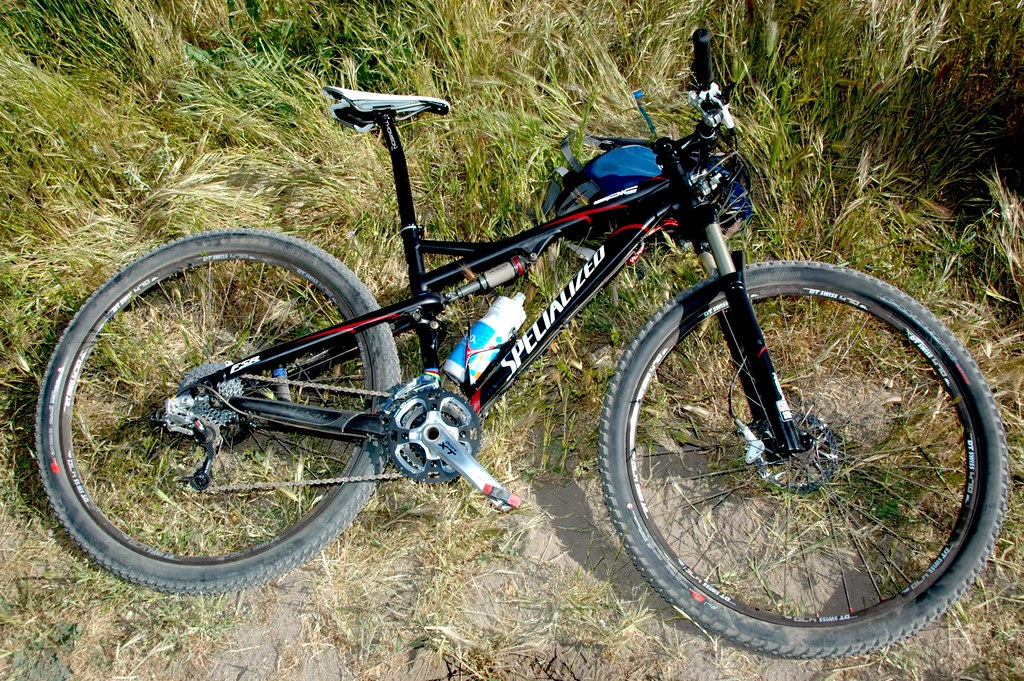 Sea Otter 2009: Specialized Epic 29er Quick Ride Review
