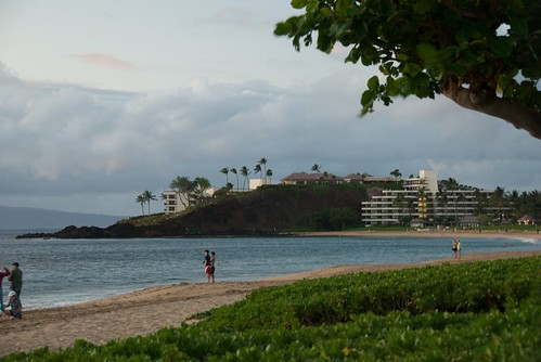 Kaanapali Beach & Black Rock
