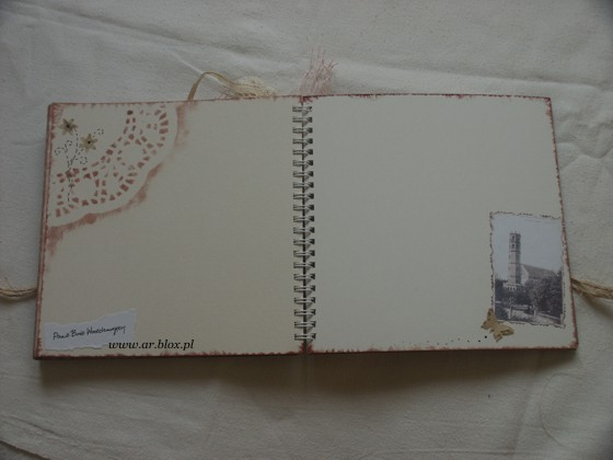 wedding guest book - inside8