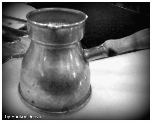TURKISH COFFEE-THE POT
