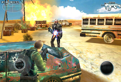Terminator Salvation iPhone