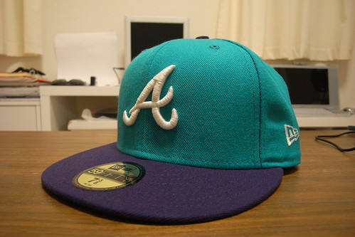 braves newera