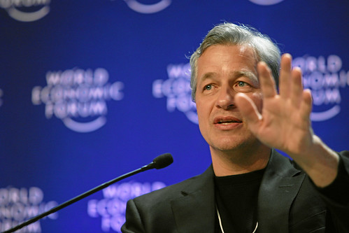 James Dimon - World Economic Forum Annual Meeting Davos 2009