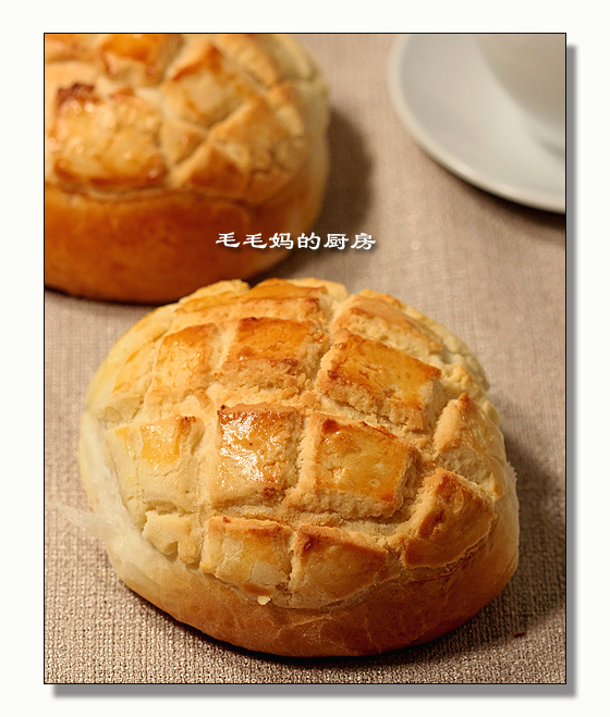 3492539316 4f2ebf1e86 o 酥软香甜    菠萝包
