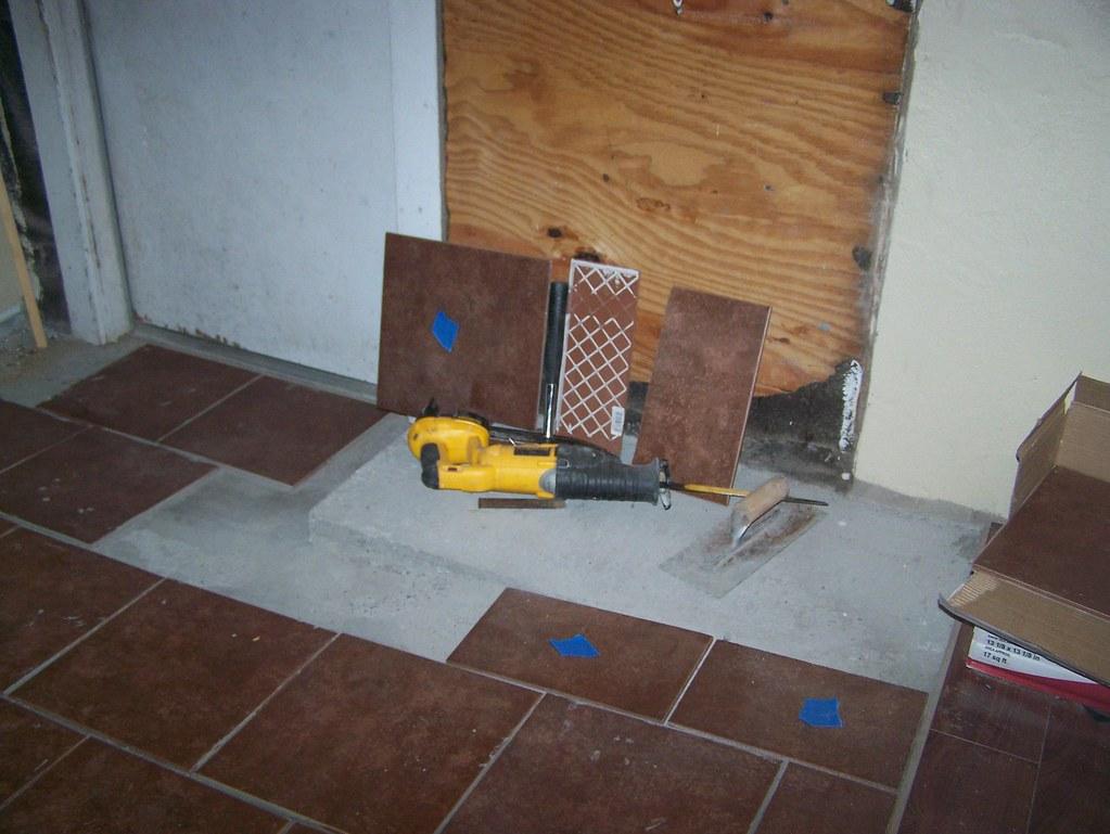 The Weird Part of the Floor
