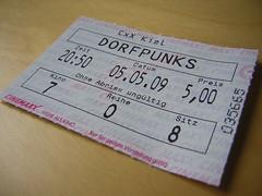 05.05.2009, 20.50 Uhr, Cinemaxx Kiel (Saal 7), 5,00 €