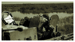 Remember Them (combat_photog) Tags: soldier army war remember desert iran body map 10 iraq 9 lance british marsh op household armour troops cavalry osprey spartan corporal dpm scimitar telic cvrt maysaan