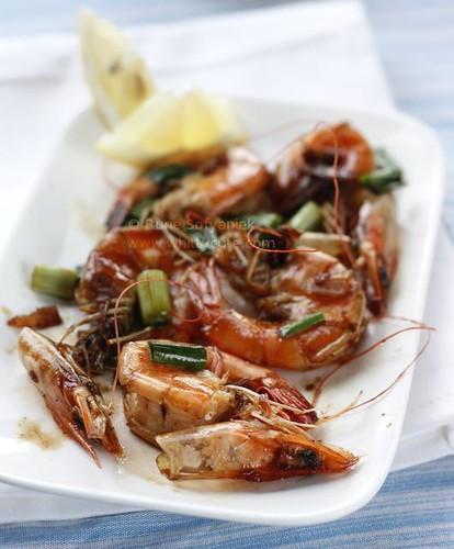 Garlic Butter Shrimps