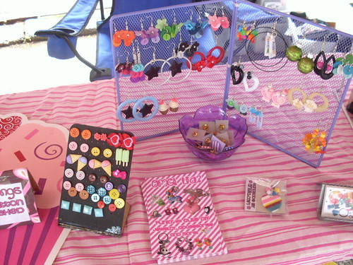 First Craft Fair of Summer