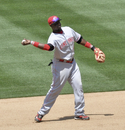 Brandon Phillips by SD Dirk.