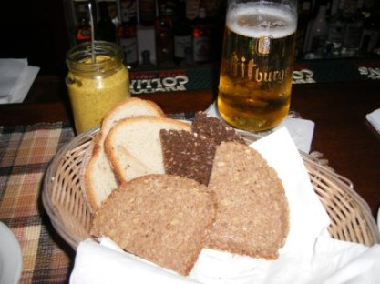 German Bread Basket at the Heidelberg