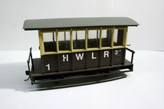 HWLR 4-wheel coach