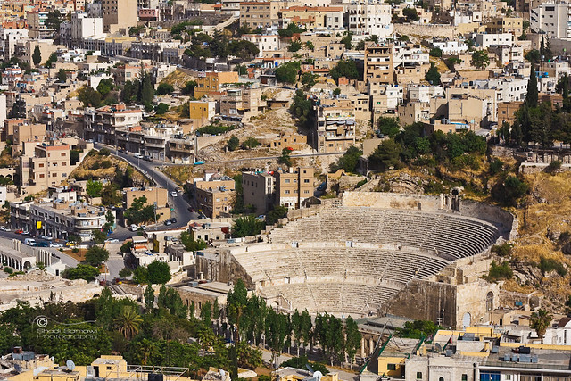 Roman Theatre of Amman