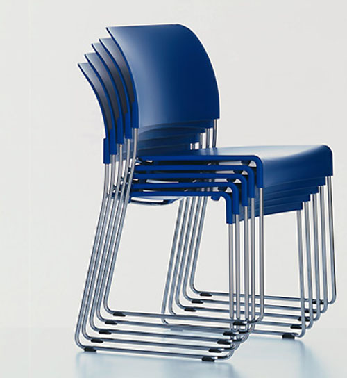 sim chair by vitra