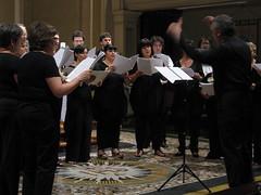 Festival Tanzi 09,coro paer
