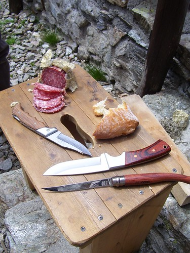 i coltelli che servono...