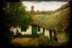 Old Danish house (JohnDan1) Tags: houses texture denmark textures danmark textured gilleleje oldvillage texturized