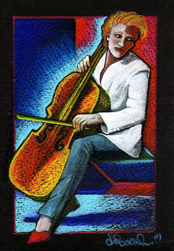the Cellist 2009
