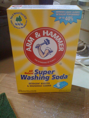 Super Washing Soda!
