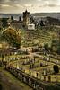Stirling cemetary (Darek Czepiel) Tags: graveyard scotland colorful stirling cemetary cementary technique hdr