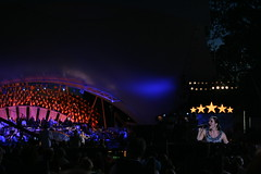America the Beautiful (avsfan1321) Tags: blue usa night lights washingtondc dc concert unitedstates stage unitedstatesofamerica nationalmall memorialday katharinemcphee nationalmemorialdayconcert