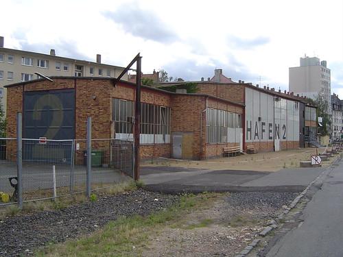 Hafen2 Kulturzentrum in Offenbach