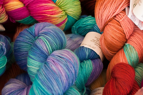 Evoke Yarns