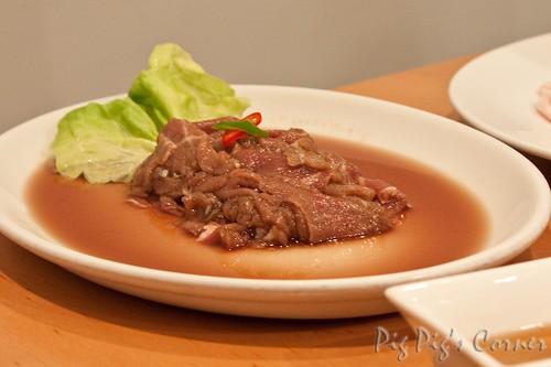 Ran Korean Restaurant London 21