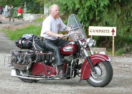 indian motorcycle rally