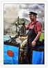 Steam Train driver (blueeyeddebby) Tags: raw driver debbie snowdonia hdr steamtrain northwales llnaberis blueeyeddebby thepinnaclehof tphofweek7