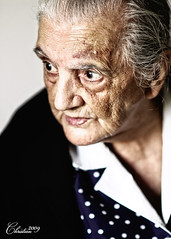 Grandmother ([Rewam] Christian C.) Tags: sardegna old portrait woman art nikon grandmother oldlady 135 nikkor ritratto nonna itala altritempi  rewam 135f2defocus